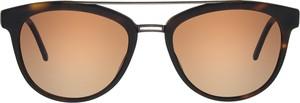 Brązowe okulary damskie William Morris
