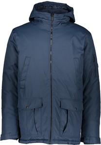 Niebieska kurtka Regatta z bawełny