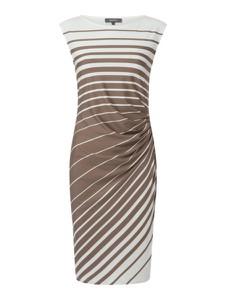 Sukienka Montego mini z okrągłym dekoltem