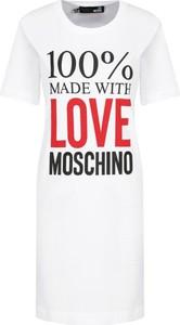 Sukienka Love Moschino