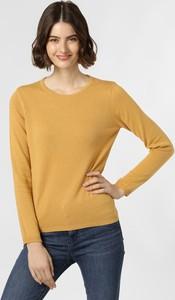 Żółty sweter Apriori w stylu casual