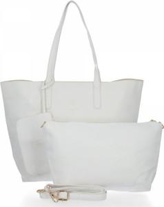 Torebka Bee Bag duża w wakacyjnym stylu na ramię