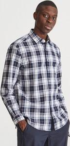 Granatowa koszula Reserved