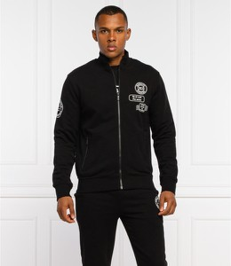 Czarna bluza Karl Lagerfeld