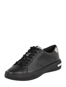 Buty sportowe Michael Kors z płaską podeszwą ze skóry