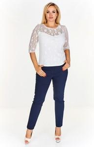 Bluzka Waxima z tkaniny w stylu casual