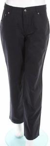 Spodnie Emilio Corali w stylu retro ze sztruksu