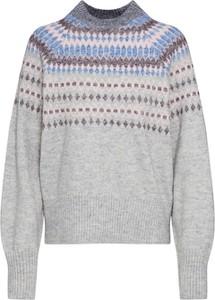 Sweter Y.A.S w stylu skandynawskim