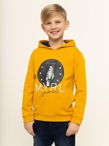 Żółta bluza dziecięca Mayoral