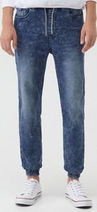 Jeansy Sinsay w stylu casual z jeansu