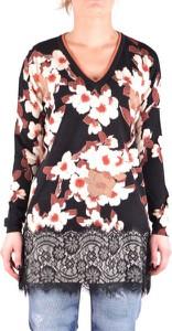 Sweter Twinset w stylu casual z wełny