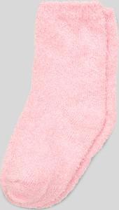 Różowe skarpetki C&A dla dziewczynek