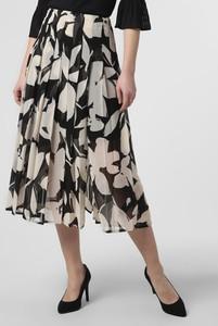 Spódnica Calvin Klein w stylu boho z szyfonu