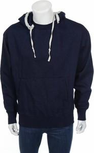 Granatowa bluza Zara Man