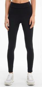 Czarne legginsy Puma