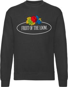 Czarna bluza Fruit Of The Loom