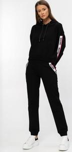Spodnie sportowe Moschino z dresówki