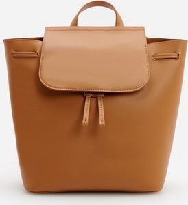 Brązowy plecak Reserved