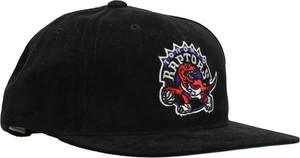 Czarna czapka Mitchell & Ness