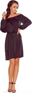 Sukienka NUMOCO z długim rękawem hiszpanka
