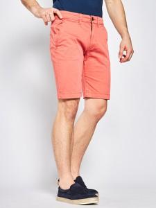 Czerwone spodenki Pepe Jeans