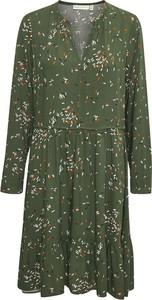 Sukienka InWear z długim rękawem mini