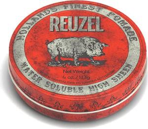 Reuzel Red High Sheen czerwona wodna pomada 113g