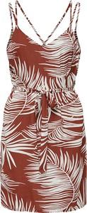 Sukienka Only z dekoltem w kształcie litery v mini