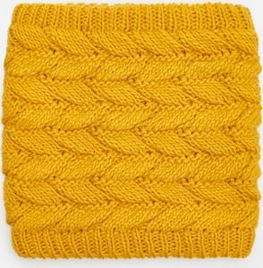 Żółty szalik House