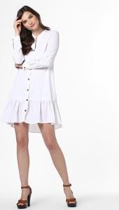 Sukienka Noisy May koszulowa mini z długim rękawem