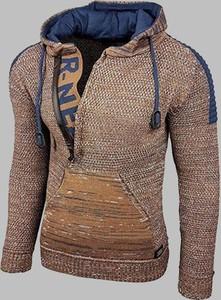 Brązowa bluza Elegrina w młodzieżowym stylu