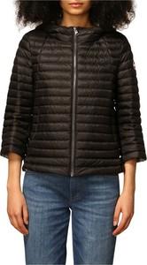 Czarna kurtka Colmar w stylu casual krótka