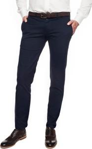 Spodnie recman bez wzorów