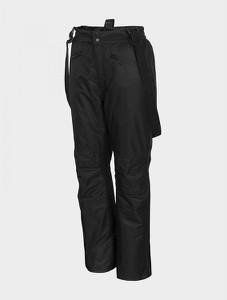 Czarne spodnie sportowe Outhorn w sportowym stylu