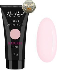 NeoNail Duo Acrylgel Natural Pink - 30 g