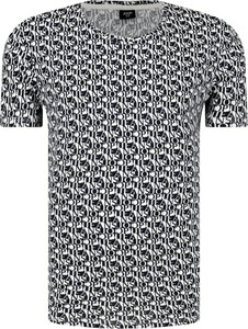 T-shirt Joop! z krótkim rękawem w młodzieżowym stylu
