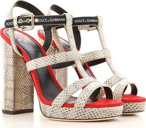 Sandały Dolce & Gabbana