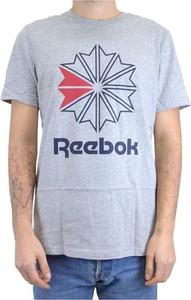 T-shirt Reebok z dżerseju