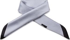 Srebrny szalik Emporio Armani