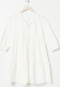 Sukienka Sinsay mini koszulowa w stylu casual