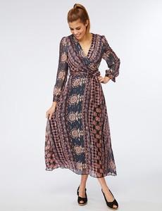 Sukienka Ella Paris z dekoltem w kształcie litery v