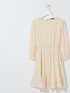 Sukienka Mohito z długim rękawem