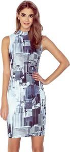 Sukienka MORIMIA z nadrukiem w stylu casual mini