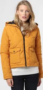 Żółta kurtka Noisy May w stylu casual