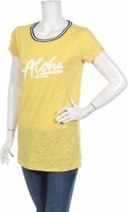 Żółta bluzka Noppies Maternity