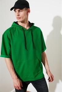 Zielona bluza Trendyol