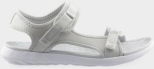 Sandały 4F na rzepy z płaską podeszwą