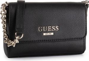 Amazon Guess damska torebka Hobo torba na ramię, czarna 6,5 x 12 x 18,5 centymetry Ceneo.pl