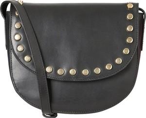 c4a48bebdfb66 torba czarna na ramię damska - stylowo i modnie z Allani