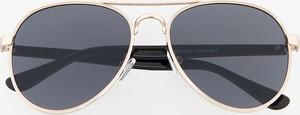 Reserved - Okulary przeciwsłoneczne - Złoty
